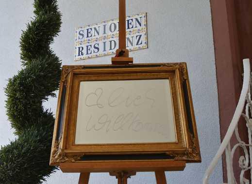 Betreut Wohnen - selbstbestimmt Leben in der Seniorenresidenz Hemsbach