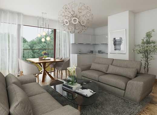 Sonnige 3-Zimmer-Wohnung mit modernem Wohnkomfort und 2 Balkonen im lebenswerten Gräfelfing
