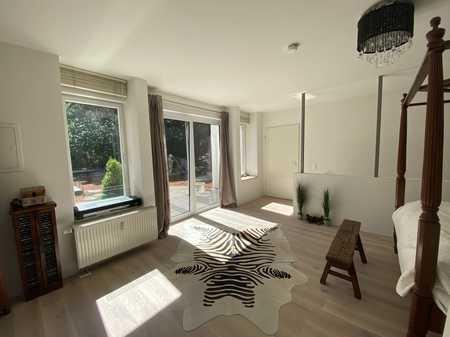 Großzügiges 1-Zimmer-Appartement 32,74 m² + 48 m² Kellerfläche in Harlaching in Untergiesing (München)