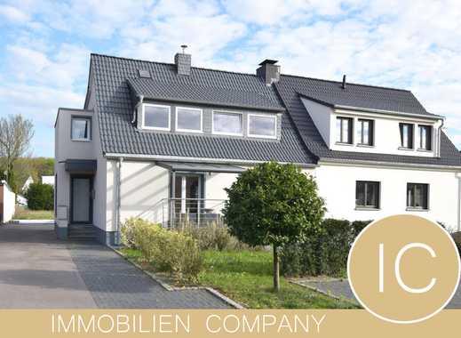 Doppel-Grundstück: mit Bestandshaus und projektiertem Einfamilienhaus