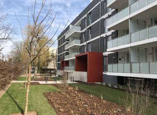 ENeubau-Erstbezug in Bockenheim: 1-Zimmer-Wohnung mit EBK und Balkon und hochwertiger Ausstattung