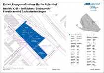 Bild Erbbaurecht: Gewerbegebiet in Berlin Adlershof,  Wagner-Régeny-Straße (Baufeld 4255 Teilflächen)