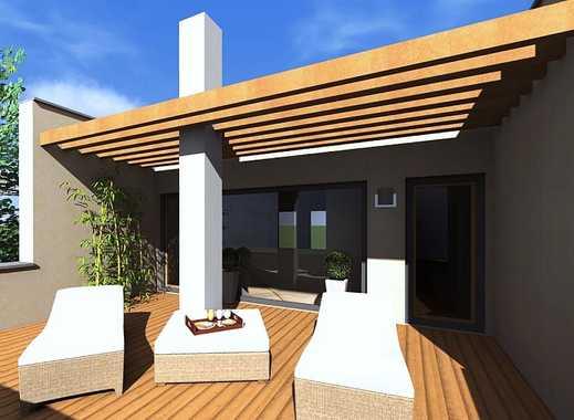 Individuelles Stadthaus mit Dachterrasse in Gohlis-Süd