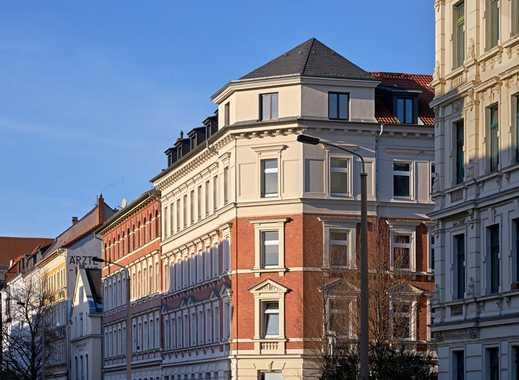 Vermietet & provisionsfrei: Kompakte 2-Zimmer-Wohnung mit Balkon & Wannenbad