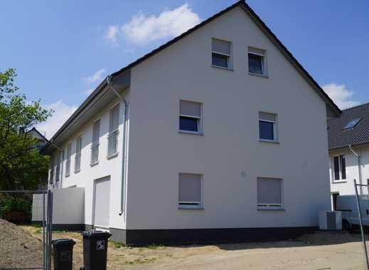 Neubau Doppelhaus in Massivbauweise in Berlin Biesdorf - 140 qm Wohn/Nutzfläche.