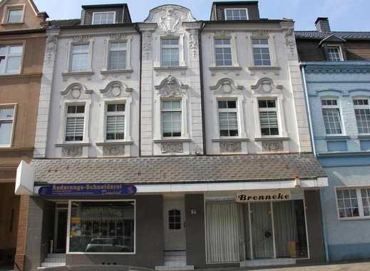 Über den Dächern von Feldmark: Charmante 3,5- Raum - Maisonette - Wohnung mit großer Dachterrasse