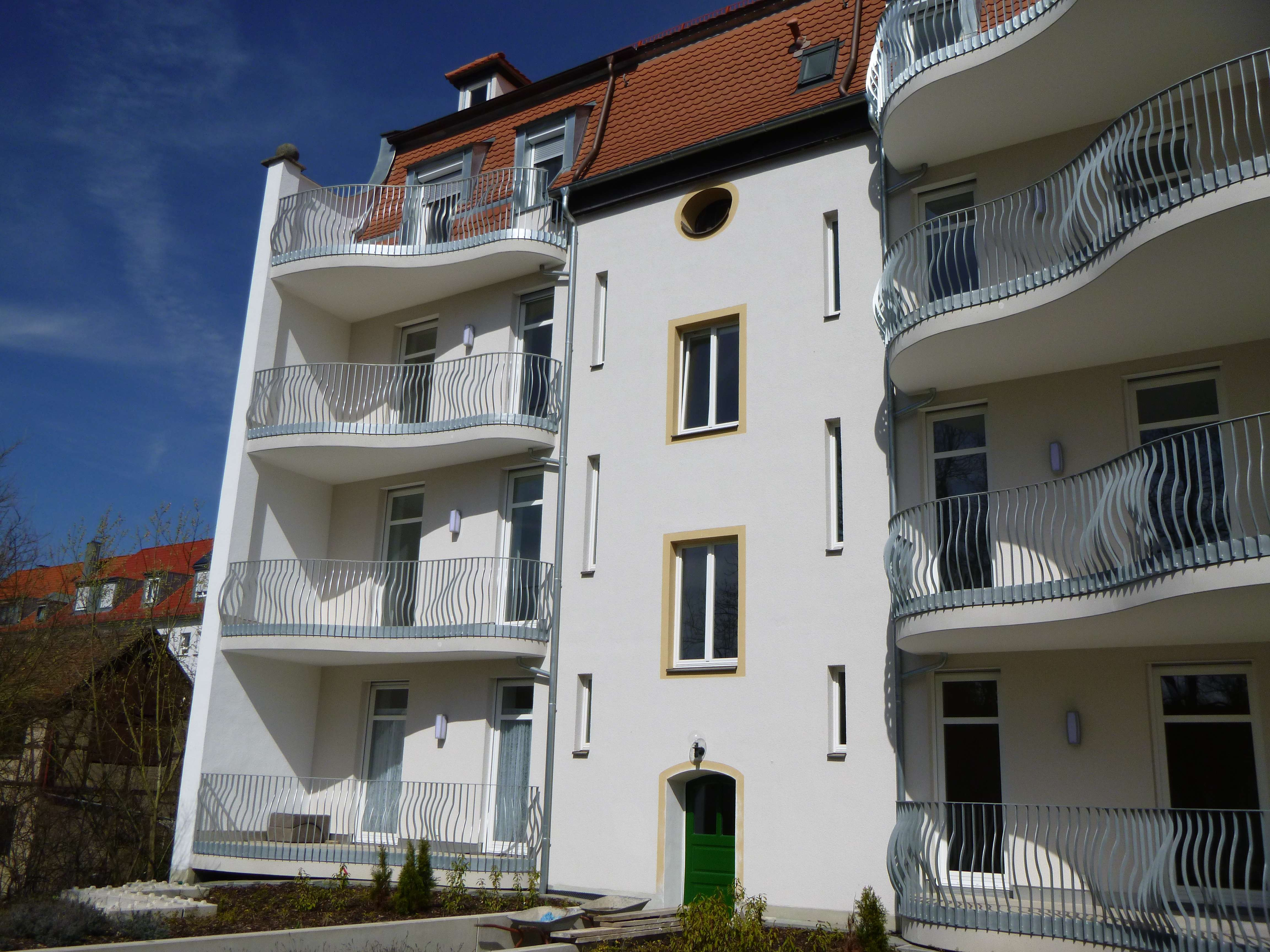 Historisch - Modern - Wohnen in Ansbach