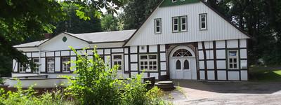 Schöne drei Zimmer Wohnung in Bad Oeynhausen (Nähe Herz-u.Diabeteszentrum)haus)