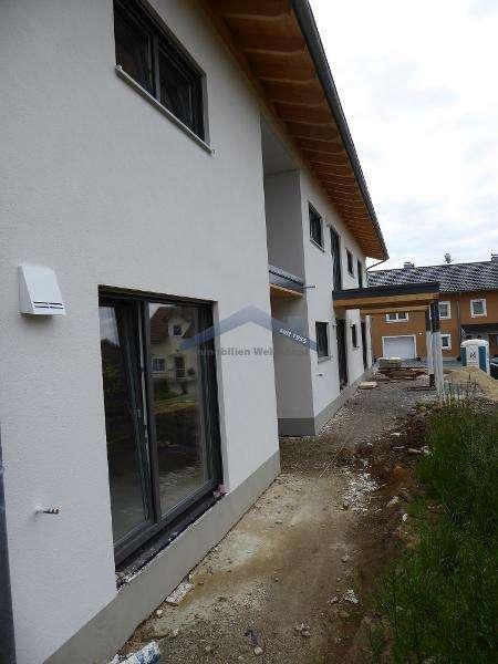 Garham/Vilshofen hochwertiger Neubau 3-Zimmer Whg. mit Terrasse und kleinem Gartenanteil in zentr... in