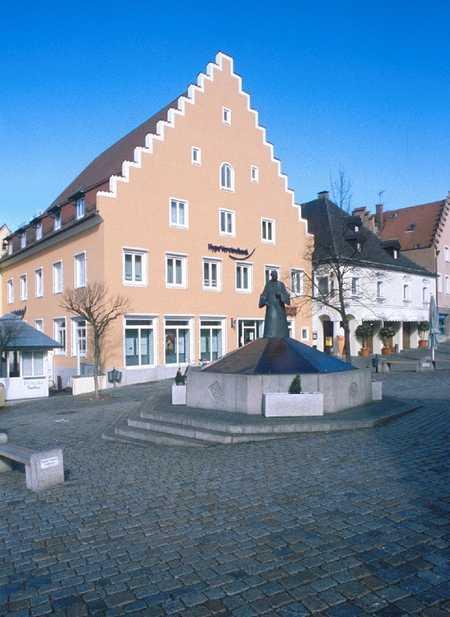 Ihr Raumwunder auf 111 m² - Direkt am Marktplatz! in Schwandorf