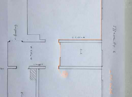 Gut aufgeteilte 2,5-Zimmer-Wohnung mit EBK(optional) in Essen