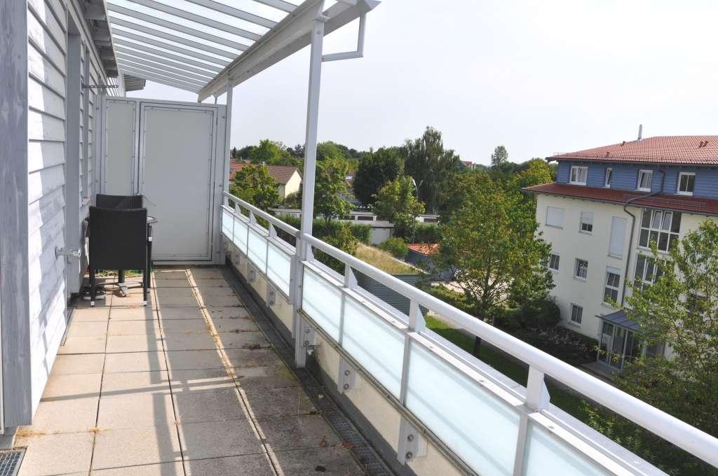 ***charmanter Dachterrassenwohntraum*** in Kirchheim bei München