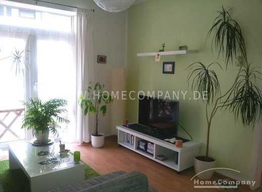Südstadt, Moderne Wohnung mit Balkon für Einzelperson oder Paar