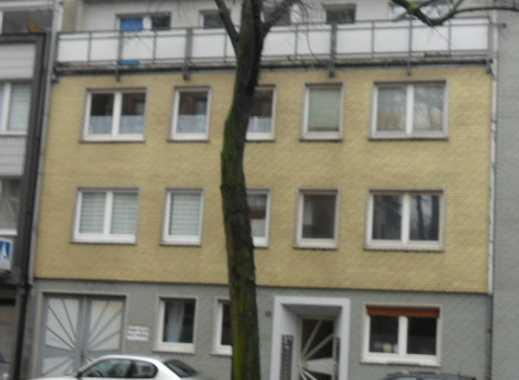 Gemütliche 1 Zimmer Wohnung mit modernem Badezimmer in Duisburg-Meiderich!