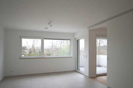 Wohnkonzept 50 + barrierefreie 2-Zi.-Wohnung mit Balkon in Ergolding - ERSTBEZUG in Ergolding