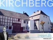 Denkmalgeschütztes Wohnhaus mit Fachwerk Scheune