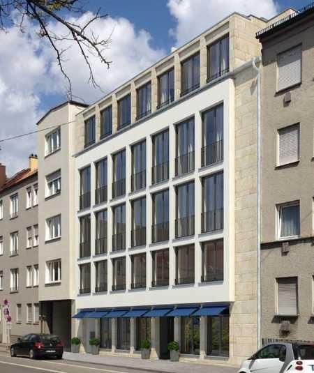 Neu Bezug: 2-Zimmerwohnung in Top-Lage in Augsburg-Innenstadt