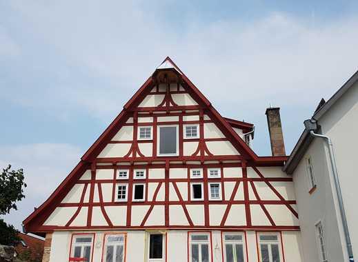 3-Zimmer-Wohnung in denkmalgeschützer Mühle