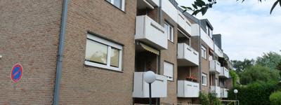 Vollständig renovierte 3-Zimmer-Wohnung mit Balkon in Minden