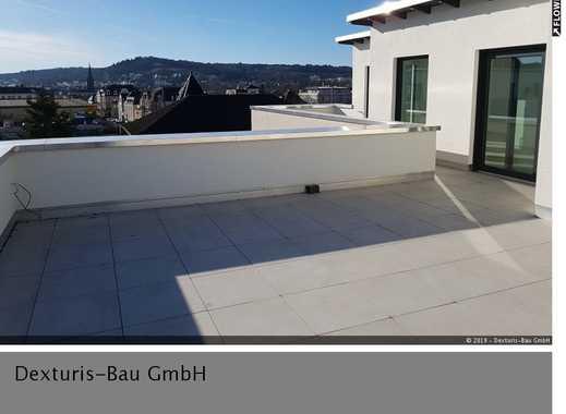 Neubau - Erstbezug - Exclusive Penthousewohnung mit traumhafter Dachterrasse