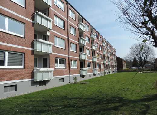 4 Zimmerwohnung mit Balkon in Elmshorn Ost