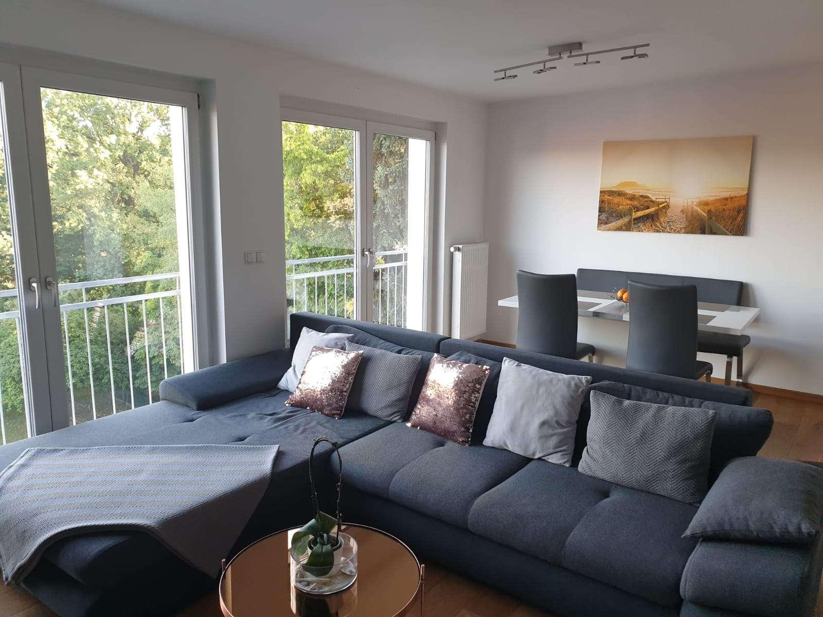 Sanierte 3-Zimmer-Dachgeschosswohnung mit EBK in Forchheim/Burk in Forchheim (Forchheim)