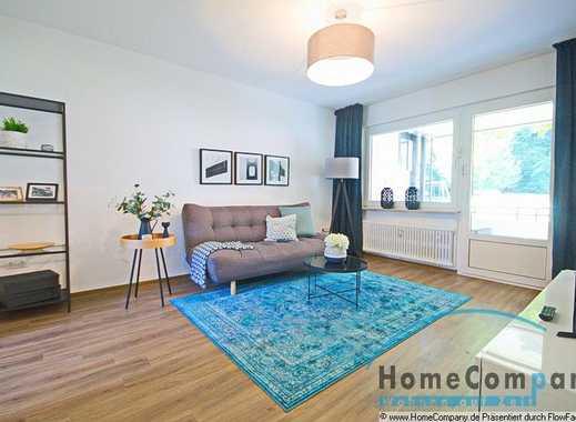SELTEN! Designer-Wohnung im Kreuzviertel, hochwertig eingerichtetet mit terrassenartigem Balkon!