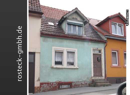 Kleines Einfamilienhaus/RMH