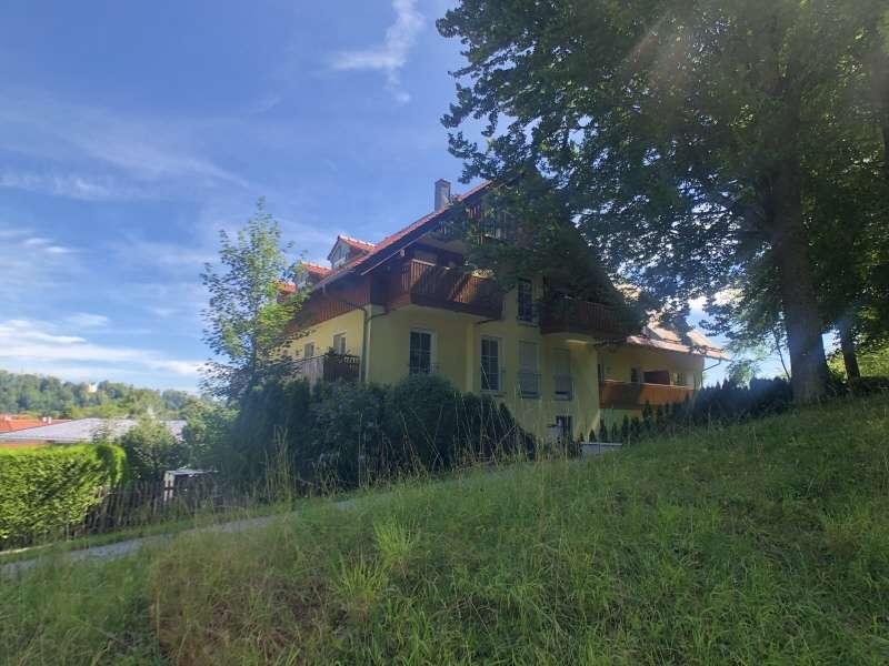 Wohnen auf 2 Etagen mit Blick über Bad Tölz in Bad Tölz