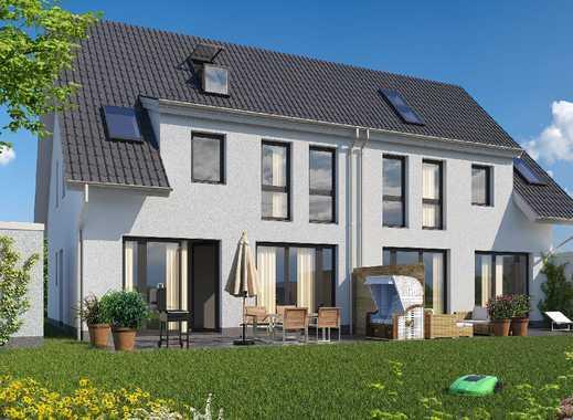 Komfort-Doppelhaushälfte mit Seeblick