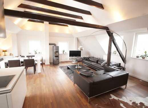 Luxus im Thünenviertel! Exklusives Penthouse mit Dachterrasse & Carport