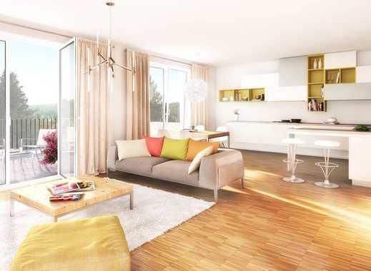++ Exklusive Neubauwohnung mit Parkettboden, Fußbodenheizung und 2 Balkonen **