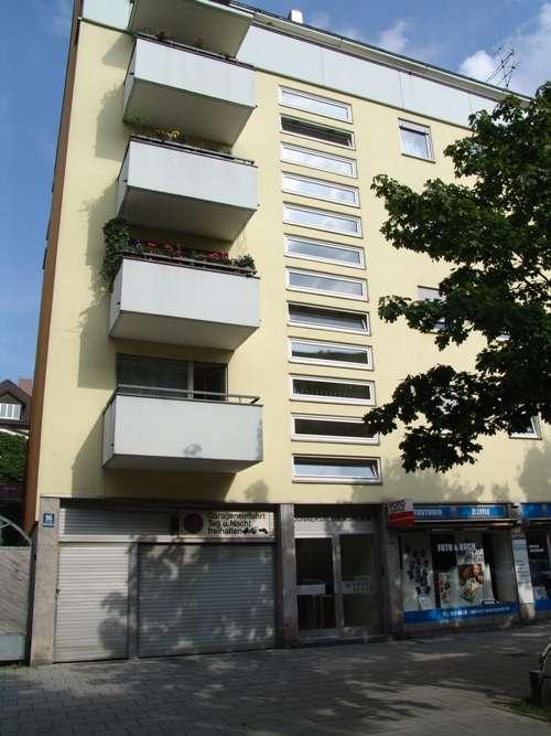 Neuhausen Nähe Rotkreuzplatz! Erstbezug nach Komplettsanierung! in Neuhausen (München)