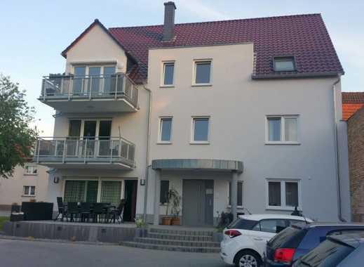 Etagenwohnung ****4,5 ZKB mit Balkon und Gäste- WC