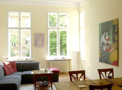 Schick möblierte, großzügige 4-Zimmer-Whg. in der Eisenacher Str.