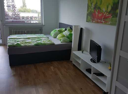 Stilvolle und schicke Wohnung auf Zeit in lebendiger Straße (Köln)