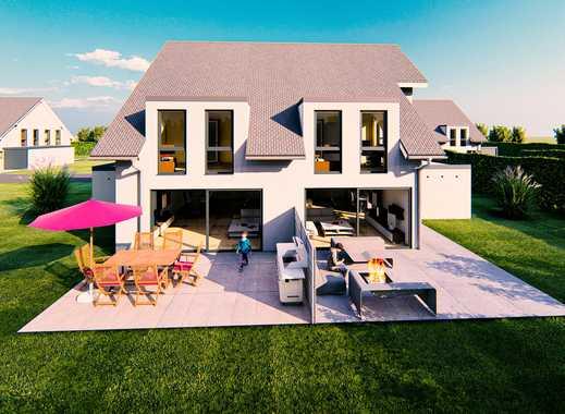 Strümp - Individuell planbare Doppelhaushälfte mit 180m² + Garage (schlüsselfertig)