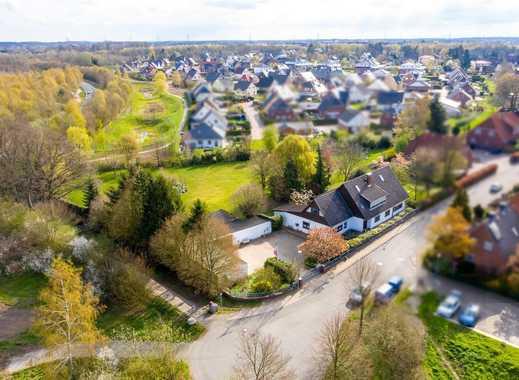 BAUGRUNDSTÜCK ca. 5000m² in Top-Wohnlage von Schwarzenbek für MFH, RH, DH