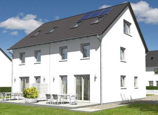 Mörfelden, zweiter Baupartner für Doppelhaushälfte gesucht, Massivbau, 4 Zimmer plus Studio