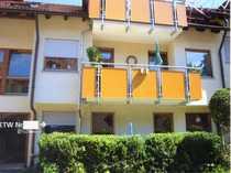 Gepflegte 2-Zimmer-EG-Wohnung mit Terrasse in