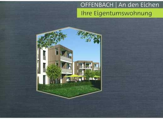 """SHK Neuvorstellung !!  Offenbach  """"An den Eichen""""  Top-Neubauwohnungen, frei ab 1.6.19"""