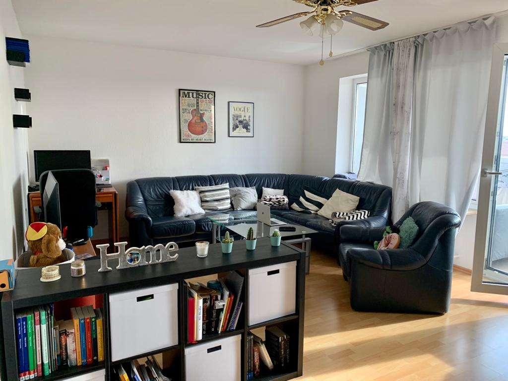 Gepflegte 3-Zimmer-Wohnung mit Wintergarten in Erlangen in