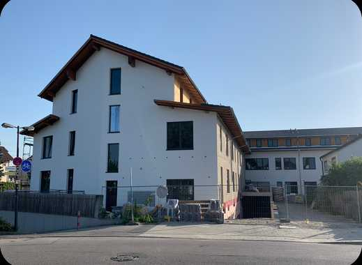 Neubau Erstbezug: Moderne DG-Wohnung 2 Zimmer Sichtdachstuhl Massivbau - Nr. 25