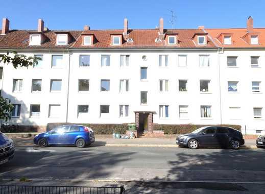 Vollständig renovierte 2-Zimmer Eigentumswohnung in einem 11-Familienhaus in Hannover-Ricklingen