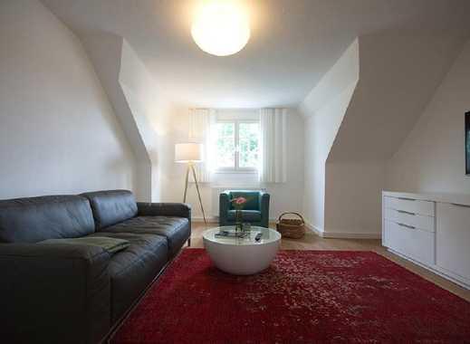 Tradition und Gegenwart in Essen: top sanierte Wohnung in historischem, denkmalgeschützen Ambient...