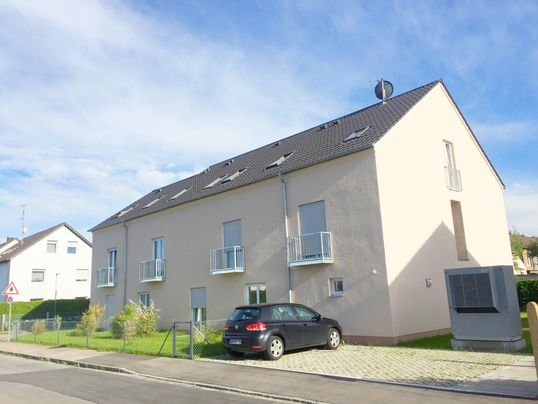NICE TO MIET YOU: möbliertes Neubau-Appartement in Uni-Nähe