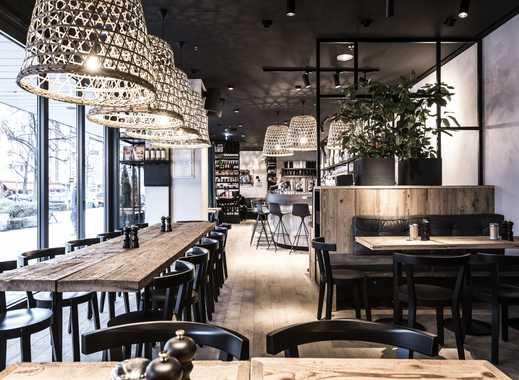 Cotidiano: Gastronomiebetrieb mit Ganztages-Konzept in hochfrequentierter Innenstadtlage!