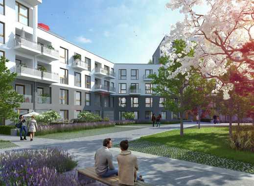 PANDION PENTA 2.BA - 2-Zimmer-Gartenwohnung mit 2 Terrassen in grüner Umgebung mit guter Anbindung