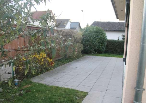 Terrasse 2 Südausrichtung