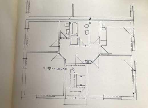 Gepflegte 3-Zimmer-EG-Wohnung mit separater Küche, Badezimmer + zusätzlicher Toilette in Ingolstadt